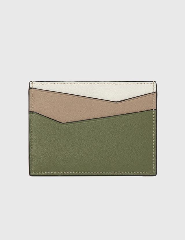Loewe Puzzle Plain Cardholder
