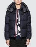 Moncler Brazeau Wool Jacket Picture
