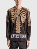 99%IS- Skull Long Sleeve T-Shirt 사진