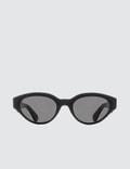 Super By Retrosuperfuture Drew Black Sunglasses Picture