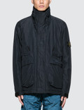 Stone Island Hooded Jacket Picture
