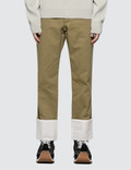 Loewe Turn Up Chino Picture