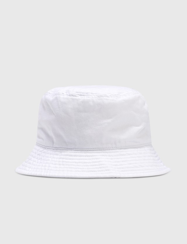 Kangol Washed Bucket Hat White Men