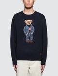 Polo Ralph Lauren Denim Bear Knitwear Picture