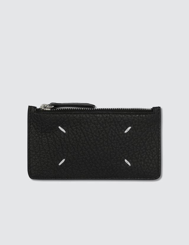 Maison Margiela Leather Card Holder Wallet