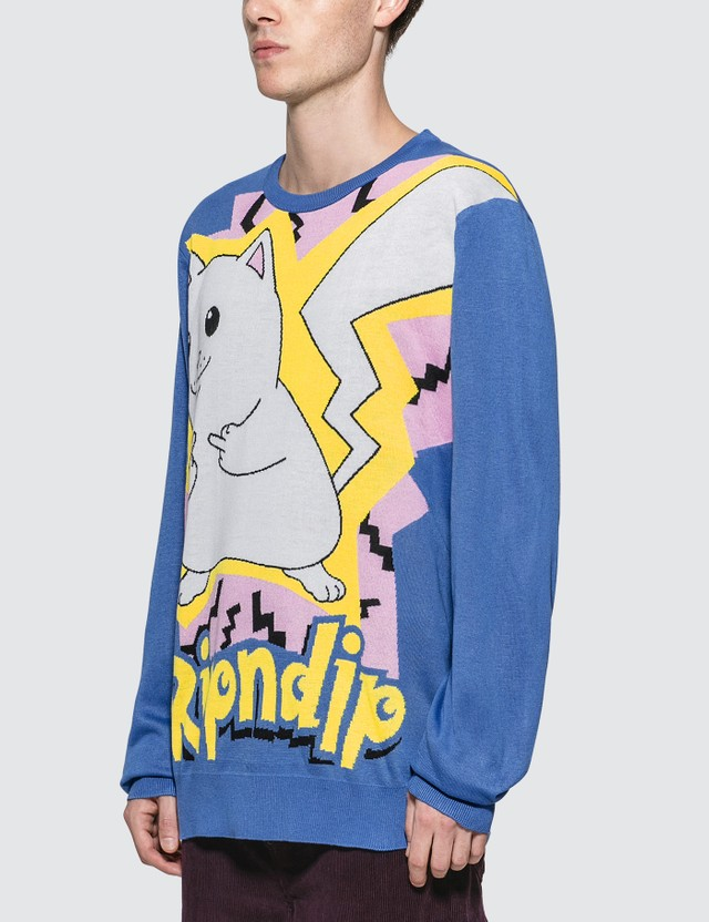RIPNDIP Catch Em All Sweatshirt