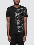 Alexander McQueen Hardware Skull Print S/S T-Shirt Picture
