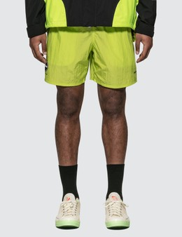 F.C. Real Bristol Mesh Back Pocket Shorts