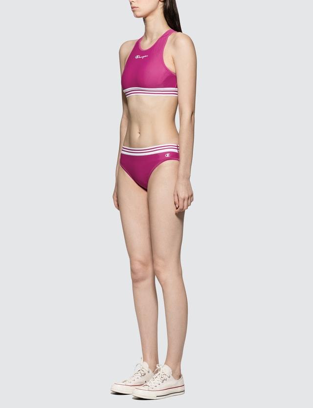 Champion Reverse Weave Swimming Top