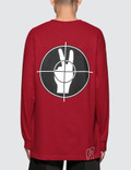 10.Deep No Peace L/S  T-Shirt Picutre