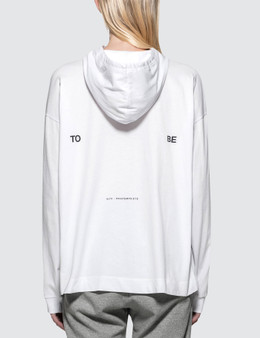 1017 ALYX 9SM To Be Collection Hooded T-Shirt
