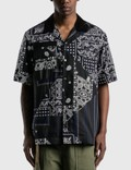 Sacai Hank Willis Thomas Archive E Print Mix Shirt Picture