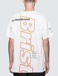 F.C. Real Bristol Big Logo Supporter T-shirt