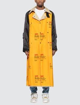 Off-White Industrial Trench