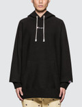 Champion Reverse Weave Small Script Logo Oversized Hoodie Picture