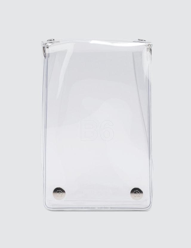 Nana-nana PVC x Vertical B6 Bag