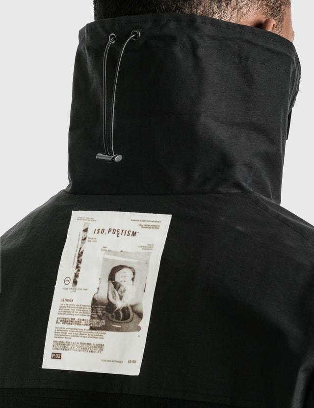 Tobias Birk Nielsen ISO Poetism 재킷 Black/black Men