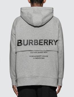 Burberry Horseferry Print Cotton Hoodie