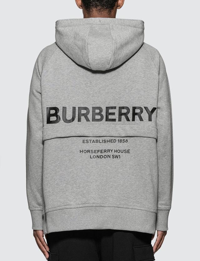 0de6745db94 Burberry - Horseferry Print Cotton Hoodie | HBX