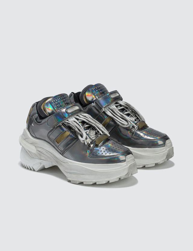 Maison Margiela Retro Fit Low Top Chunky Sneakers