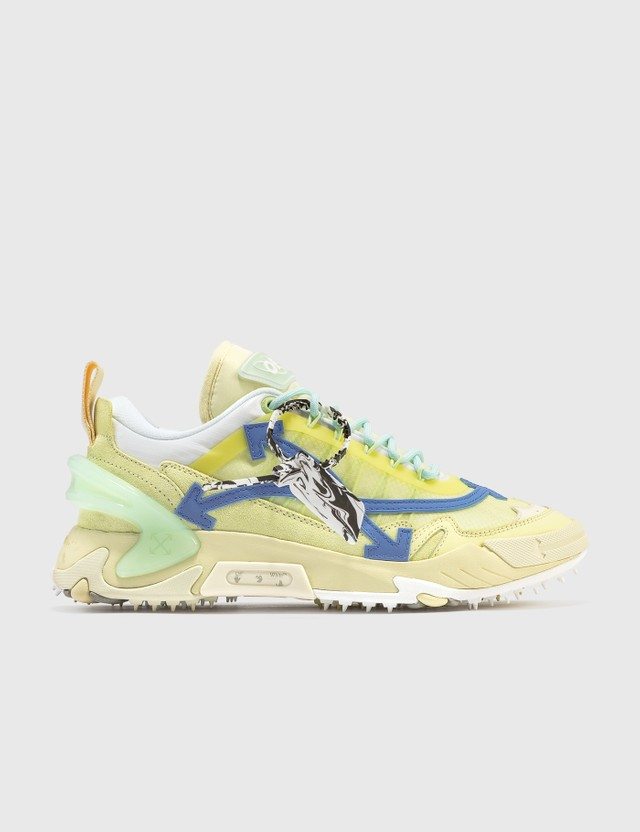 Off-White ODSY-2000 Sneakers Yellow Men