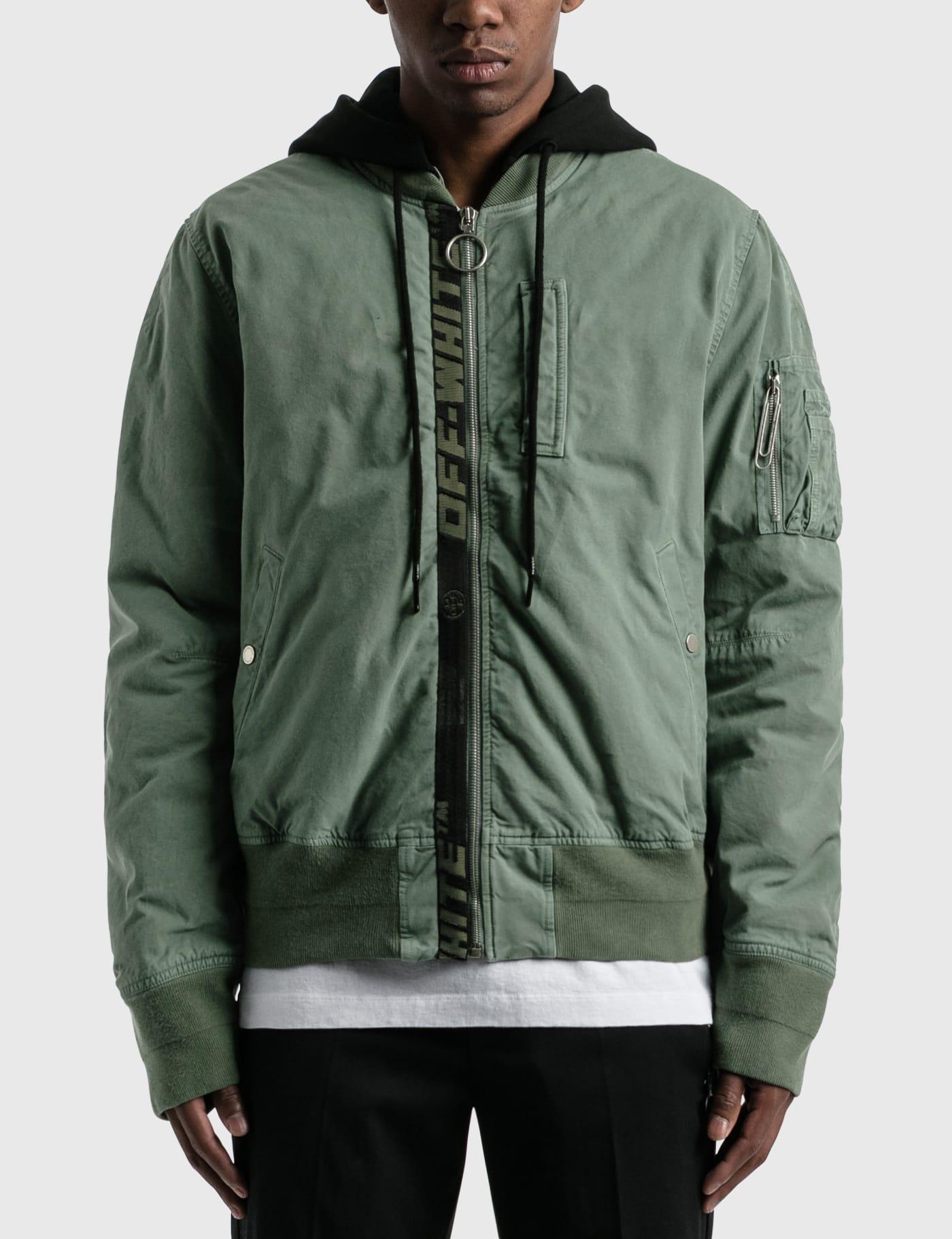 Arrow Vintage Bomber Jacket