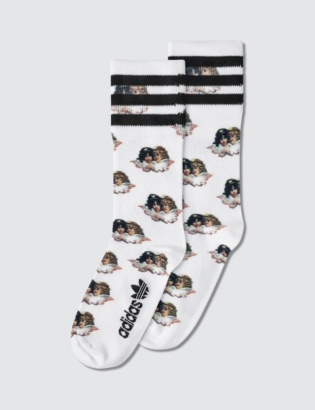 Adidas Originals Adidas Originals x Fiorucci Socks