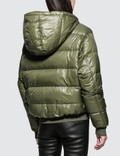 R13 Reversible Puffer Down Jacket
