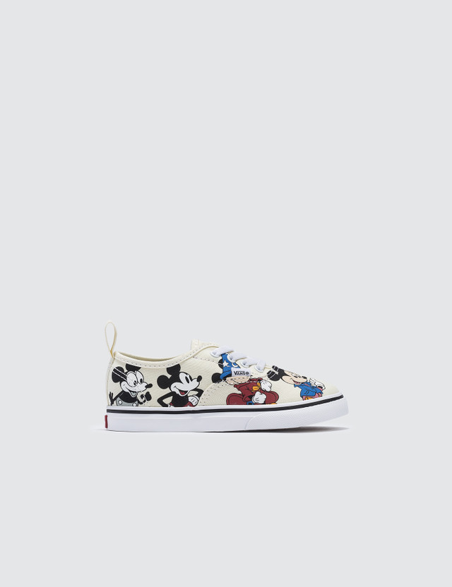 Vans Disney x Vans Authentic Elastic Lace Toddlers
