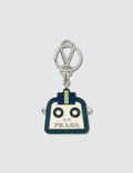 Prada Robot Key Chain Picture