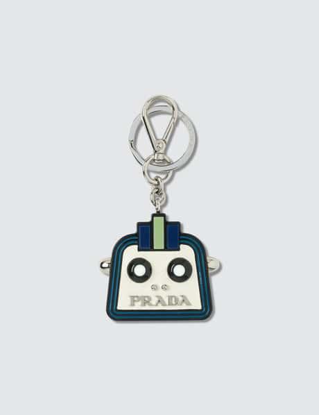 프라다 Prada Robot Key Chain