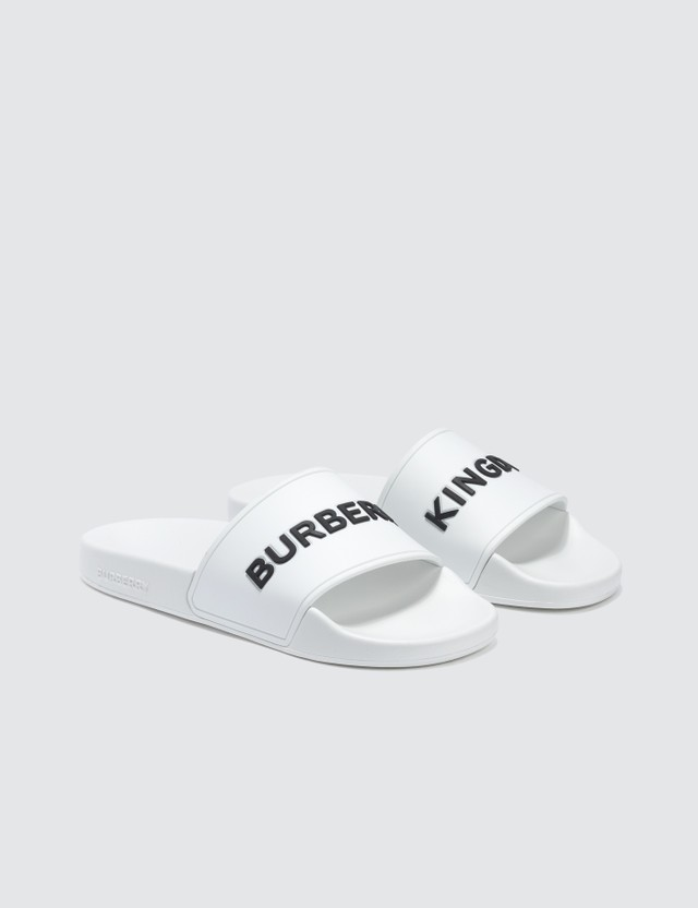 Burberry W's Kingdom Motif Sandals