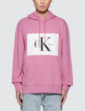 Calvin Klein Jeans CK Box Logo Regular Fit Hoodie Picture