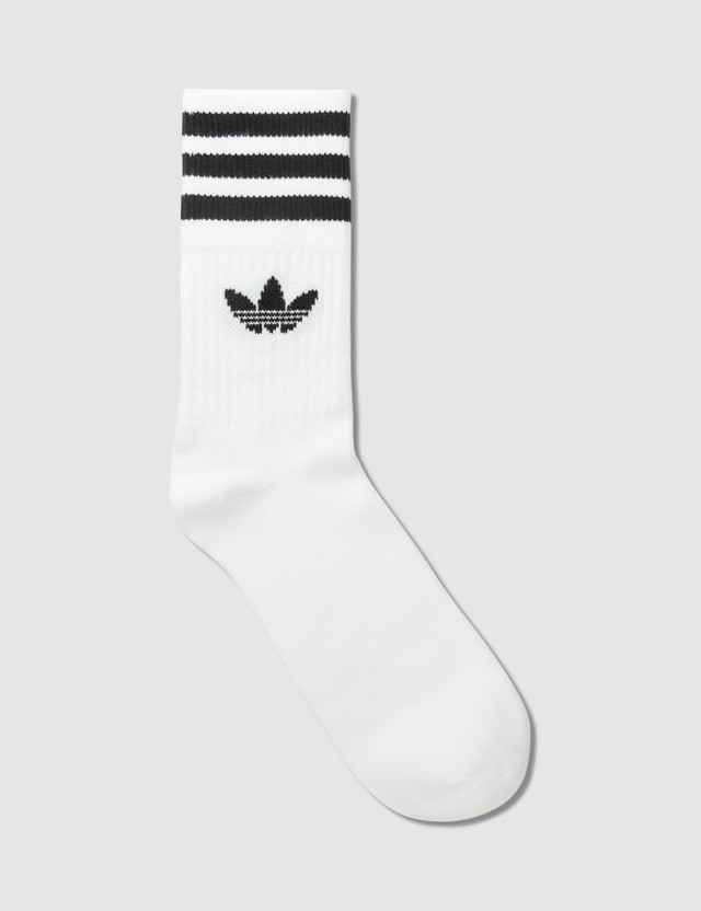 Adidas Originals Mid Cut Crew Socks