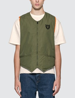 Human Made Flight Vest