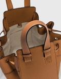 Loewe Small Hammock Drawstring Bag Light Caramel Women