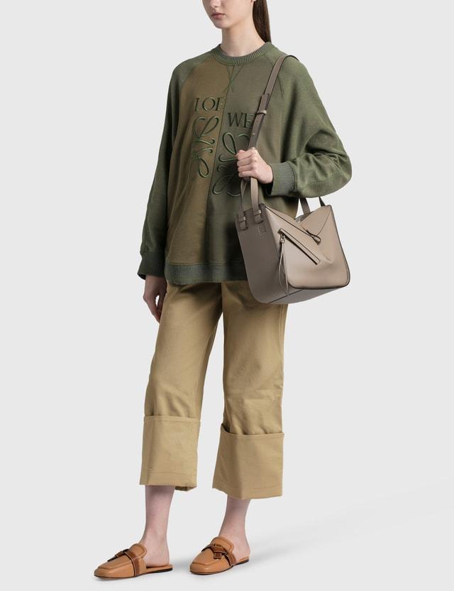 Loewe Small Hammock Bag Sand Women