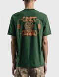 Carhartt Work In Progress Cybernetics T-shirt Treehouse / Shrimp Men