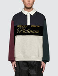 Alexander Wang Platinum Rugby Jersey Picture