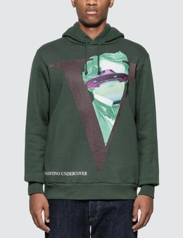 Undercover Valentino x Undercover V Face Hoodie