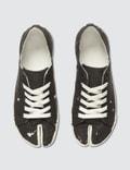 Maison Margiela Tabi Leather Sneakers