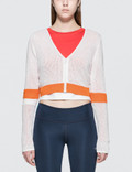 Calvin Klein Performance Color Block Crop Jacket Picutre