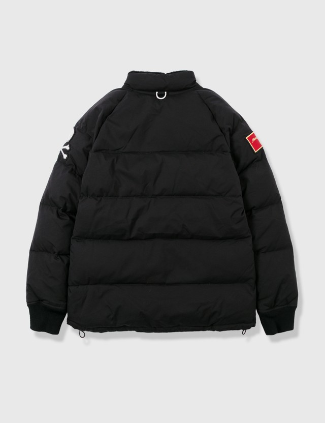 Mastermind Japan Mastermind Japan Wind Stopper Nylon Jacket Black Archives