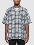 Burberry Vintage Check Twill Shirt 사진