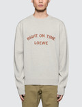 Loewe Right On Time Sweater Picture