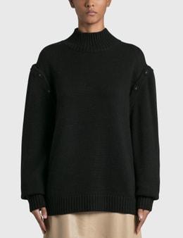 Christopher Esber Oversized Deconstruct Sweater