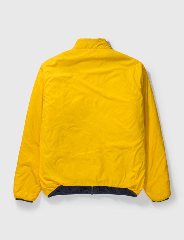 Palace Skateboards Palace Reversible Nylon Jacket Navy/yellow Archives