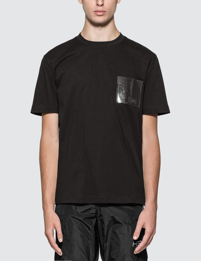 Heliot Emil PVC Pocket T-Shirt