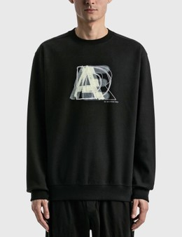 Ader Error Layer Logo Sweatshirt