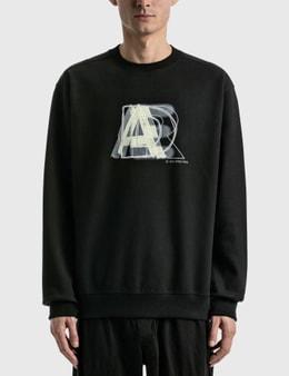Ader Error Layer Logo Sweatshirt